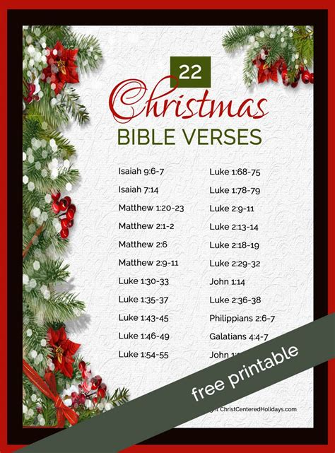 bible verses about christmas and family 22 bible verses free printable centered holidays