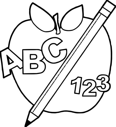 coloring book apple pencil 90 pencil coloring pages crayola color escapes