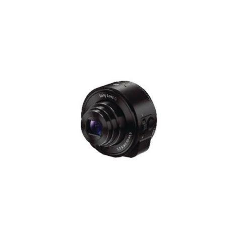 Sony Dsc Qx10 Lens Style Lensa Kamera Black 1 sony dsc qx10 lens style black dscqx10b ce7 sz95123