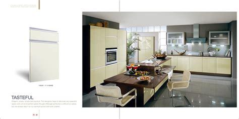 Buy Modern Kitchen Cabinets Taste Oak Wood Modern Kitchen Cabinet Beige Stained