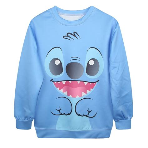 Sweater Rajut Lilo Stitch cozy up with this stitch sweater from inside the