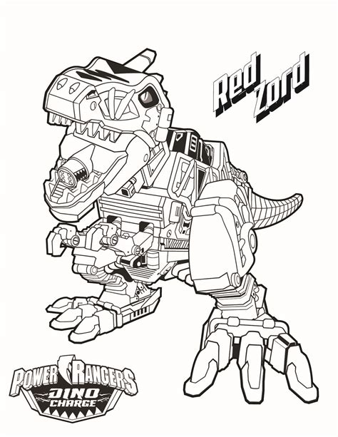 Power Rangers Dino Force Coloring Pages | pin by power rangers on power rangers coloring pages