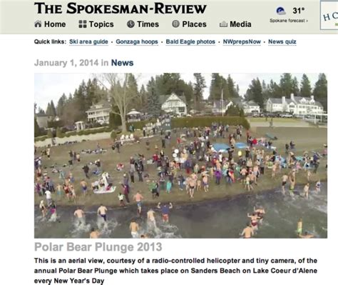 via rss local news the spokesman review spokane news my blog faa on uas video tells journalists there is no gray area