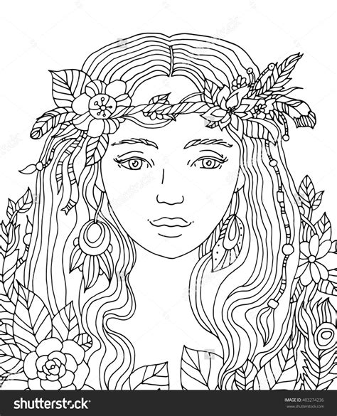 coloring pages for adults girl girl archives page 27 of 35 printable coloring pages