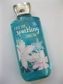 bath and body works fresh sparkling snow shower gel review bath and body works sea island cotton shower gel reviews