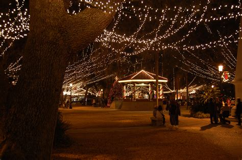 Festival Of Lights St Augustine by Places I Been Home And