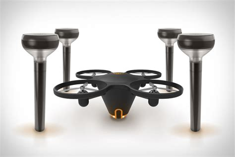 sunflower drone security system uncrate