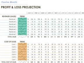 daily profit and loss template profit and loss sheet template accounting templates