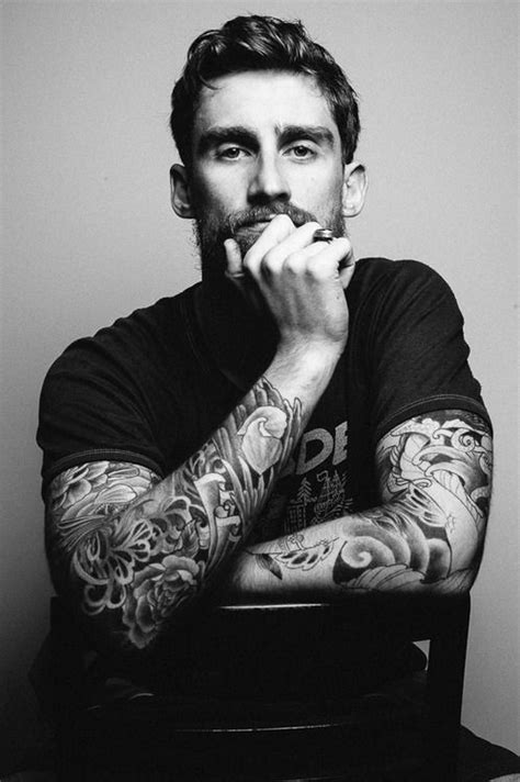 tattoos tumblr for men self photography black and white model arms tattoos