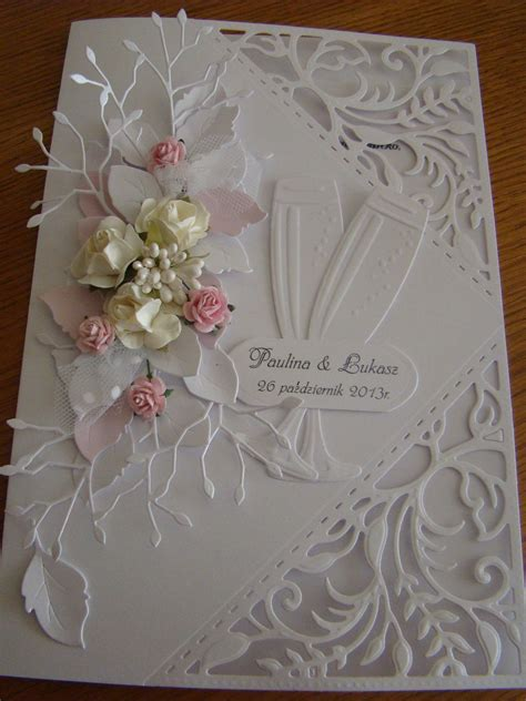 Handcrafted Wedding Cards - 1000 images about cards wedding on