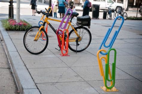 Municipal Bike Racks by Ipar Seeking Entries For Bike Racks That Are Works Of Reston Now