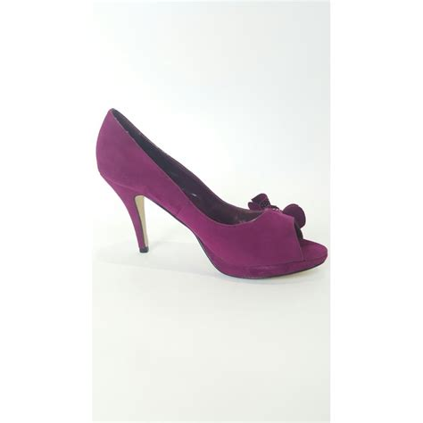flower shoes purple vt collection vtl601 purple velveteen shoe with flower