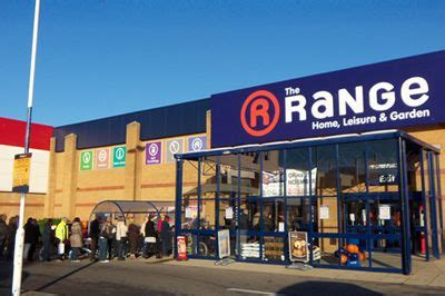the range store the range in maidstone opens its doors