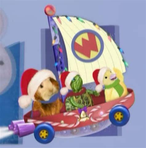 nick jr wonder pets fly boat image the christmas flyboat jpg wonder pets wiki
