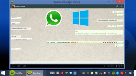 tutorial como usar o whatsapp no pc como usar o whatsapp no pc com o bluestacks app player