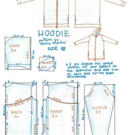 hoodie pattern download 265863 sewing patterns burdastyle com