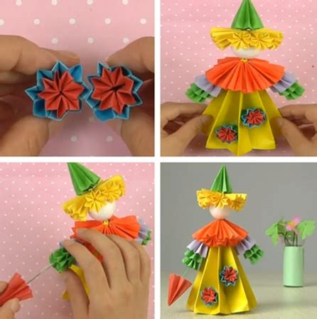 New Handmade Craft Ideas - pin by mihaela s on origami