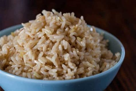 how to cook brown rice in the microwave steamy kitchen recipes