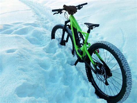E Bike Winterfest Machen by Das E Bike Im Winter