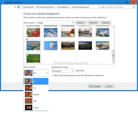 how to change windows photo viewer slideshow interval view slide show of pictures in windows 10 windows 10