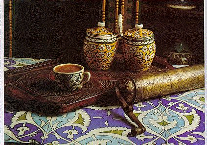 ottoman culture macedonian coffee