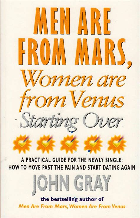 0007152590 men are from mars women men are from mars women are from venus starting over