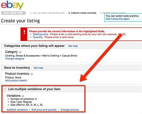 How Do You Find On Ebay Ordoro How Do I Create Skus For My Ebay Products That