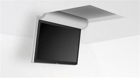 supporto tv soffitto motorizzato tv moving mfcl supporto tv motorizzato da soffitto per