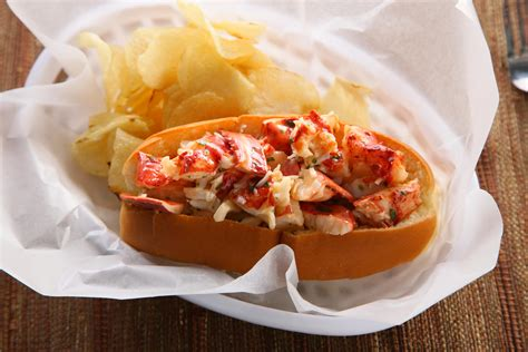 recipe lobster roll lobster rolls recipe chowhound