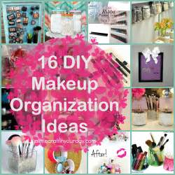 Kids Study Room Idea 16 diy makeup organization ideas a little craft in your day