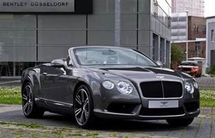 Bentley Media File Bentley Continental Gtc V8 Ii Frontansicht 1
