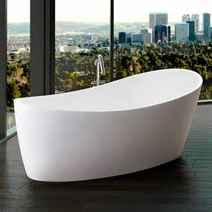 modern dune freestanding bathtub zuri furniture