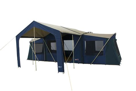 diamantina riviera 3 room canvas tent kangaroo tent city