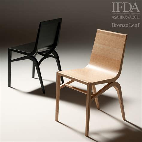 ifda2011 bronze leaf yoshiroh tanabe international furniture design competition