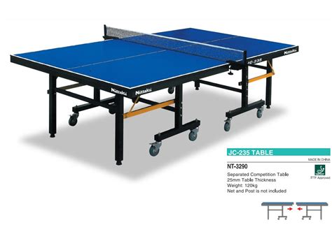 Meja Pingpong Tenis Meja Nittaku nittaku table jc 235 for local market only table