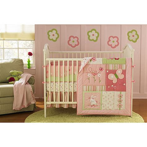 carters crib bedding sets child of mine by carters pinkalicious 4 crib bedding