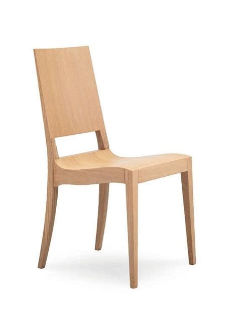 Chair L by Design Chair In Beech Different Versions For Kitchen
