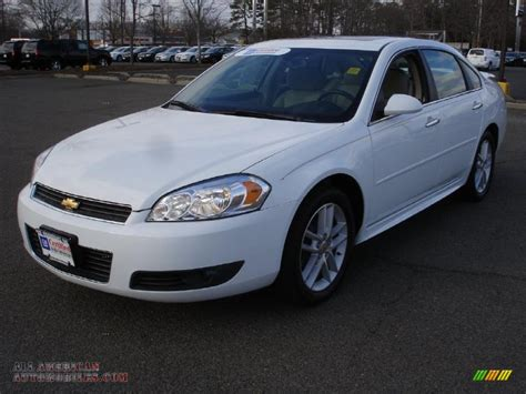 2010 chevrolet impala ltz 2010 chevrolet impala ltz in summit white 260390 all