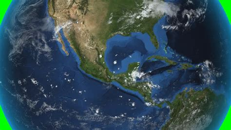 guardar imagenes hd google earth earth view from space central america stock footage