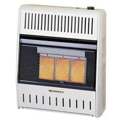 procom infrared ventless liquid propane space heater