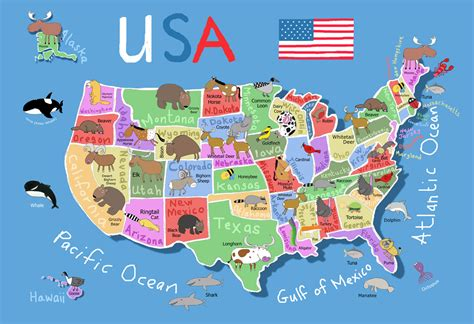 us map for kid usa maps for www proteckmachinery