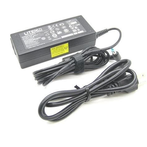 Acer Original Adaptor Charger Laptop 5650 Series 19 V 4 74 A acer aspire 5650 ac adapter charger power supply cord wire original genuine oem