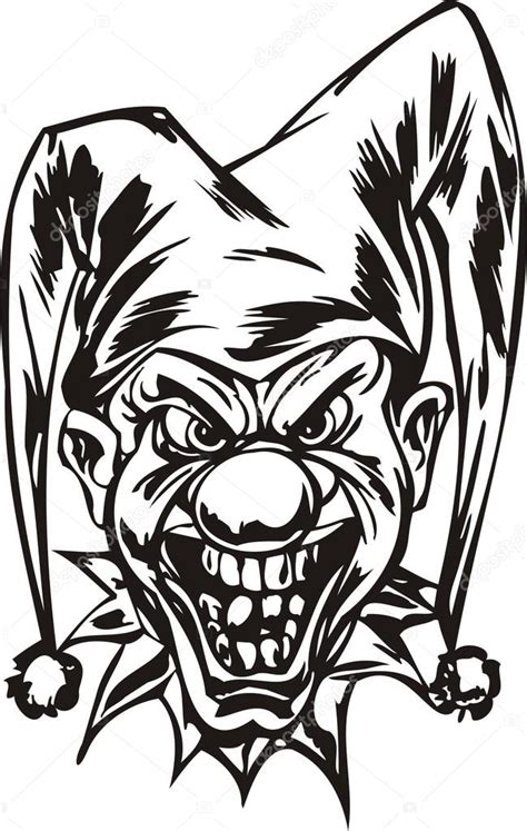 icp joker cards coloring pages coloring pages