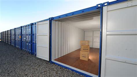 design brief for a storage unit a list of the self storage unit types designforlife s