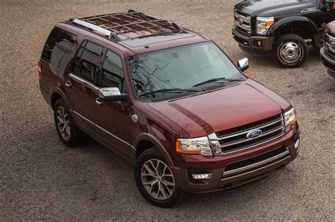ford expedition king ranch 2015 ford f 150 expedition super duty king ranch debut