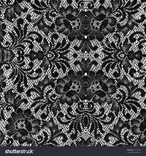 21867 Blackwhite Lace black lace on white background stock illustration 71415946