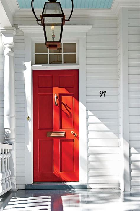 red front door and bold house exterior traba homes 17 best ideas about red front doors on pinterest red