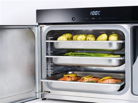 Oven Miele miele dg 6001 gourmetstar countertop steam oven