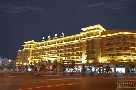 bell tower hotel xian china bookingcom