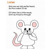 Listen Poem